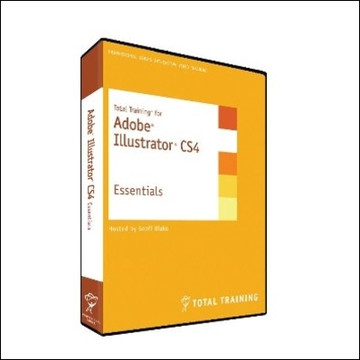 Total Training for Adobe Illustrator CS4: Essentials