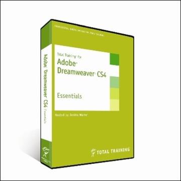 Total Training for Adobe Dreamweaver CS4: Essentials