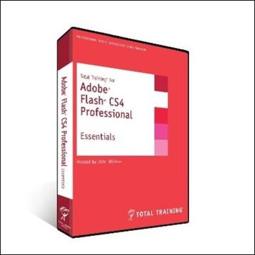 Total Training for Adobe Flash CS4 Professional: Essentials