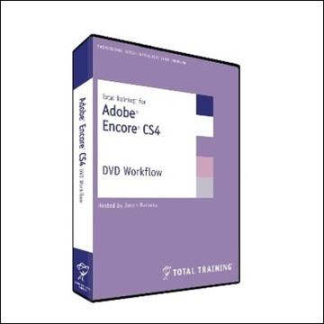 Total Training for Adobe Encore CS4: Workflow