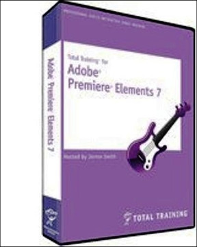 Total Training for Adobe Premiere Elements 7