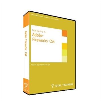 Total Training for Adobe Fireworks CS4