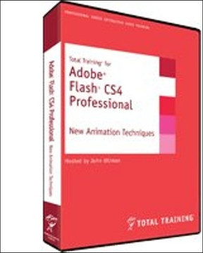 Total Training for Adobe Flash CS4 Professional: New Animation Techniques