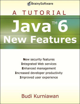Java 6™ New Features: A Tutorial