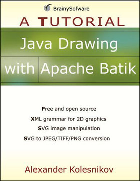 Java™ Drawing with Apache Batik: A Tutorial