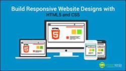 Build a Responsive Website with a Modern Flat Design