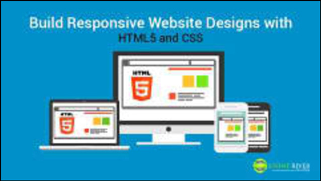 Build a Responsive Website with a Modern Flat Design
