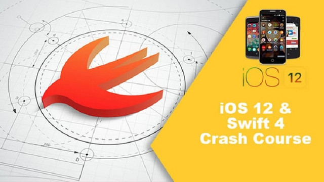 iOS 12 and Swift 4 Crash Course [Video]