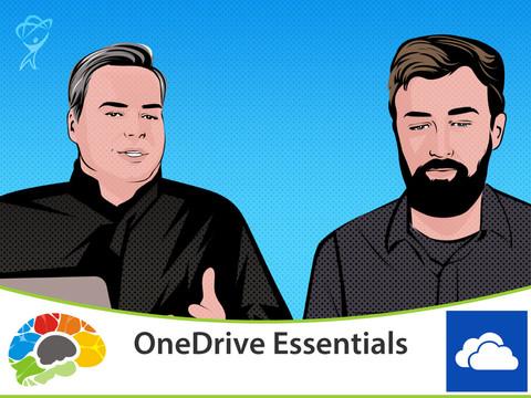 OneDrive Essentials 2016