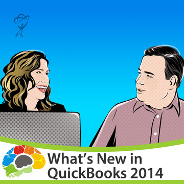 What's New in QuickBooks 2014