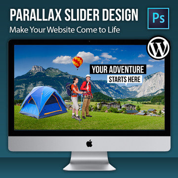 Parallax Slider Design – Bring Your Website to Life