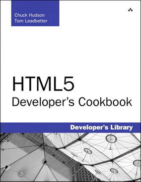 Safari Books Online Webcast: The HTML5 Developer's Cookbook