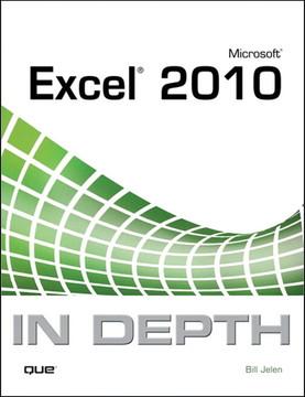 Safari Books Online Webcast: Microsoft Excel 2010 In Depth
