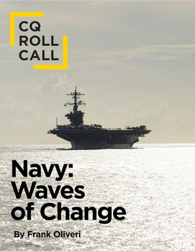 Navy carriers: Waves of change