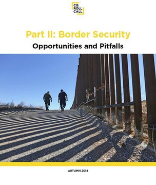 Border Security: Opportunities and Pitfalls