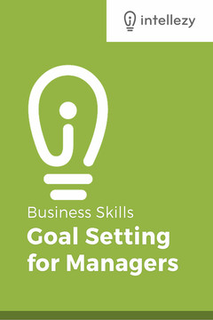 Goal Setting for Managers