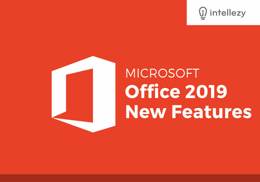 Office 2019 New Features - Beginner
