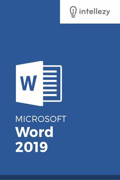 Word 2019 Beginner