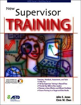 New Supervisor Training