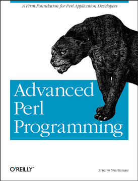 Advanced Perl Programming