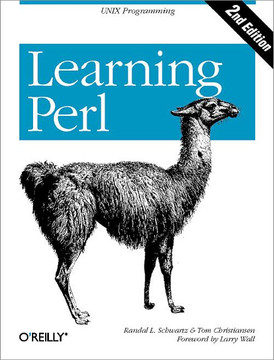 Learning Perl, Second Edition