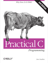 Practical C Programming, 3rd Edition