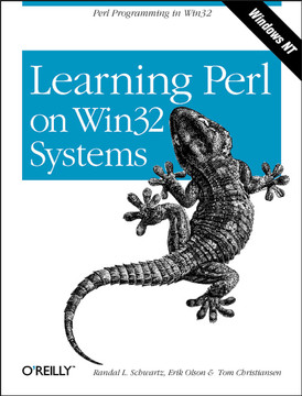 Learning Perl on Win32 Systems