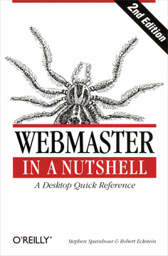 Webmaster in a Nutshell, Second Edition