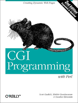 CGI Programming with Perl, 2nd Edition