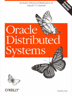 Oracle Distributed Systems