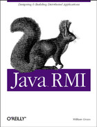 Cover image for Java RMI