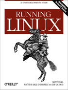 Cover image for Running Linux, Third Edition