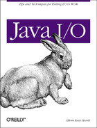Cover image for Java I/O