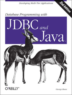 Database Programming with JDBC & Java, Second Edition