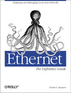 Cover image for Ethernet: The Definitive Guide