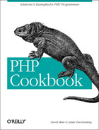 Cover image for PHP Cookbook