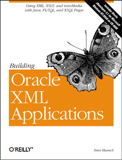 Building Oracle XML Applications