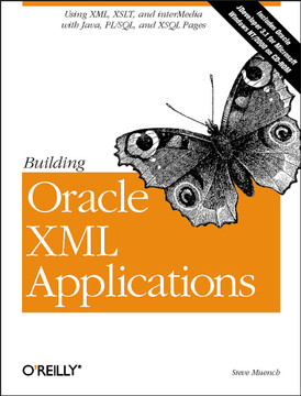 Building Oracle XML Applications