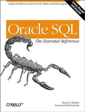 Oracle SQL: the Essential Reference