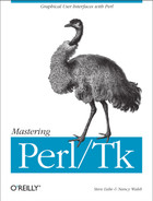 Cover image for Mastering Perl/Tk