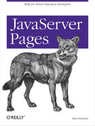 Cover image for Java Server Pages