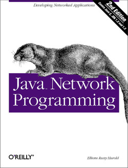 Java Network Programming, Second Edition