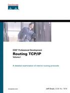 Cover of Routing TCP/IP, Volume I (CCIE Professional Development)