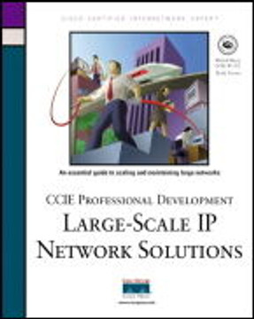 Large-Scale IP Network Solutions (CCIE Professional Development)
