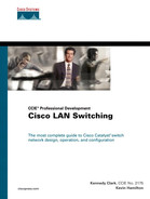 Cover of Cisco LAN Switching