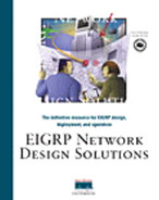 Cover of EIGRP Network Design Solutions