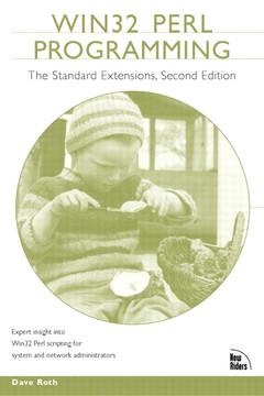 Win32 Perl Programming: The Standard Extensions, Second Edition