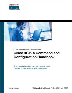 Cisco® BGP-4 Command and Configuration Handbook (CCIE Professional Development)