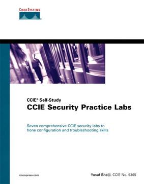 CCIE Security Practice Labs
