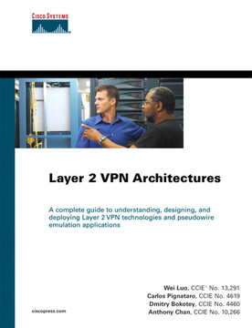 Layer 2 VPN Architectures [Book]